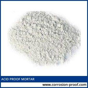 Acid proof Mortar exporter