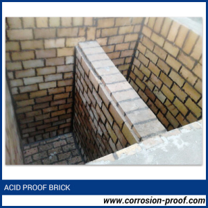 Acid Proof Bricks Manufacturer