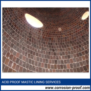 Acid Proof Lining Services