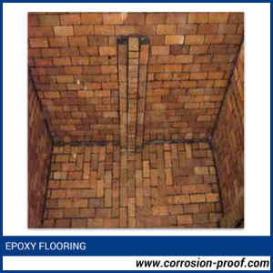 Bricks Epoxy Flooring