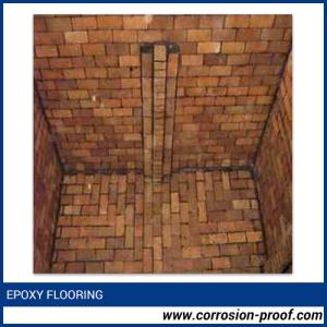 Bricks Epoxy Flooring