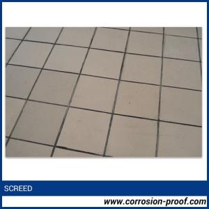 Epoxy flooring Screed