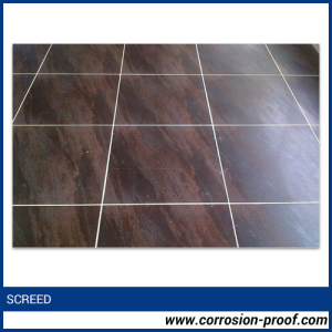 Epoxy flooring Screed Supplier