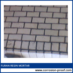 furan resin mortar india