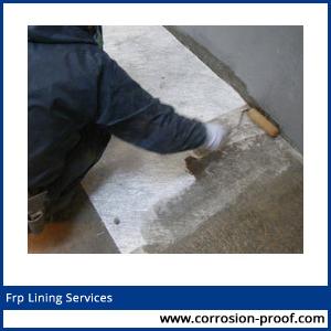 frp lining service