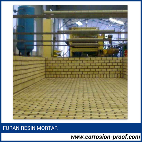 Furan Resin Mortar Exporter In Ahmedabad