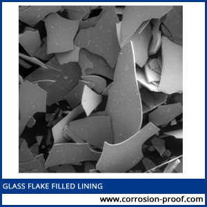glass flake lining