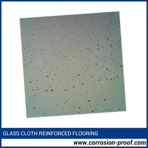 Glass Cloth Reinforced Flooring