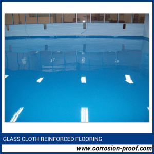 Glass Cloth Reinforced Floors