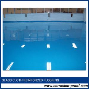 Glass Cloth Reinforced Floors