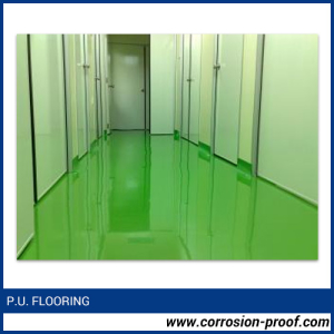 P.U. Epoxy Flooring