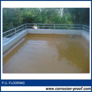 P.U. Flooring