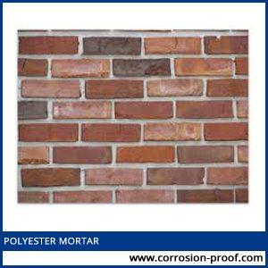 polyster mortar india