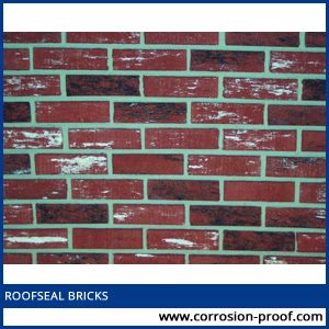 roof seal bricks
