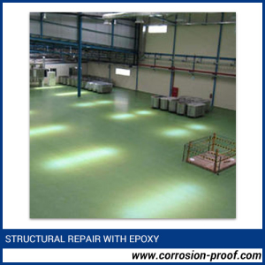 Structural Repair With Epoxy