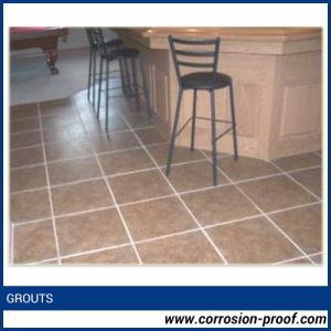 epoxy floor grouts