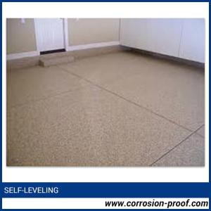epoxy floor self leveling