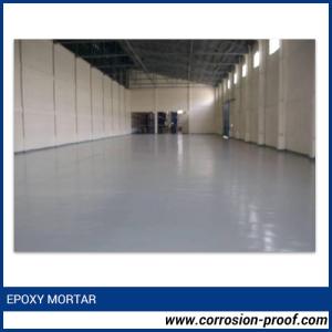epoxy mortar flooring system
