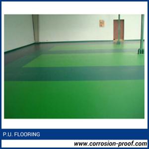 pu flooring system