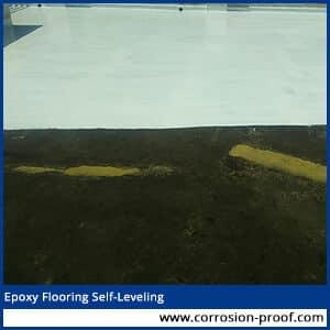 EPOXY FLOORING SELF-LEVELING INDIA