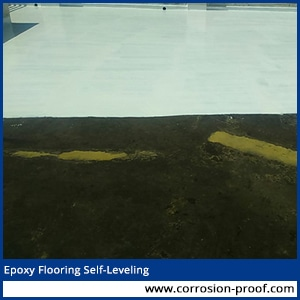 EPOXY FLOORING SELF-LEVELING INDIA