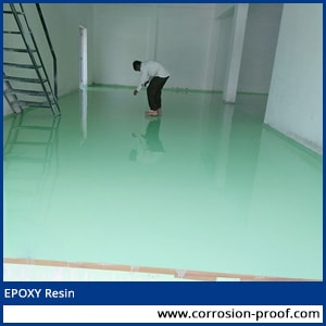 Epoxy Resine, Epoxy Resin Mortar - Phenolic Resin Mortar