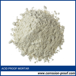 Acid Proof Mortar