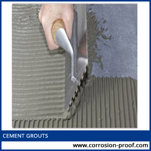 cement grouts