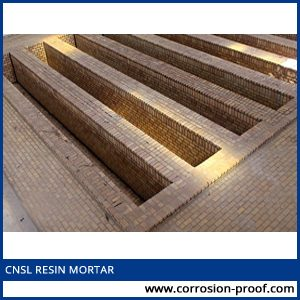 cnsl resin mortar
