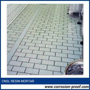 CNSL Resin Mortar India