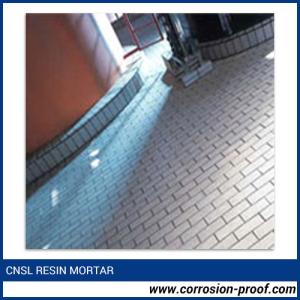 CNSL Resin Mortar flooring