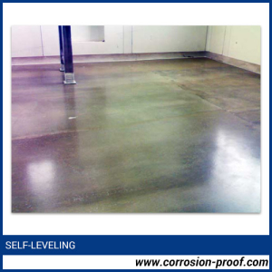 Epoxy Self Leveling works