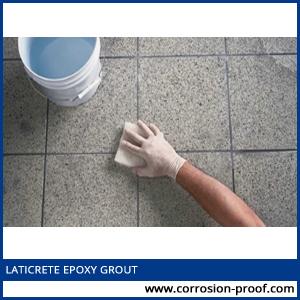 laticretye epoxy grout