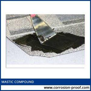 mastic compound india