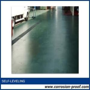 Self Leveling Epoxy Flooring