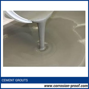 cement grouts india