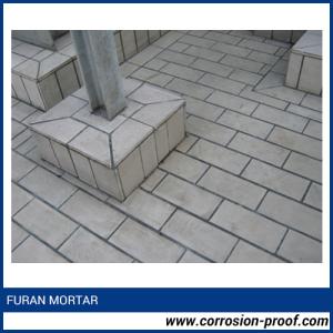 furan mortar and grout