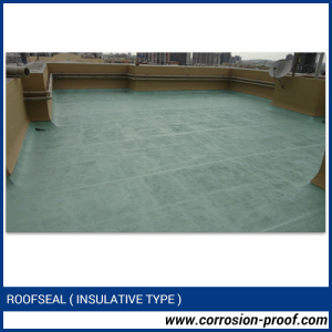 insulative type Roofseal