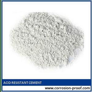 Acid Resistant Cement Manufacturer